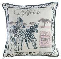 Декоративная наволочка Apolena коллекция Африка 45x45 Саванна 02-9527/1
