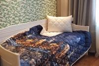 Одеяло-покрывало Nature's Вечерний Город с бамбуковым волокном 200x220