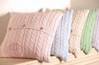 Декоративная Наволочка Luxberry Imperio 36 40х40 розовый