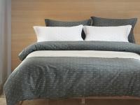Постельное белье 2-спальное (евро) Асабелла печатный сатин 881-6