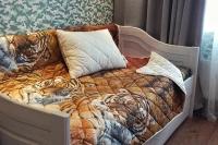 Одеяло-покрывало Nature's Уссурийские тигры с бамбуковым волокном 200x220