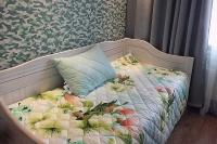 Одеяло-покрывало Nature's Яркие Цветы с бамбуковым волокном 200x220