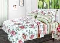 Постельное белье 1,5-спальное Primavelle хлопок дизайн Классико (нав 70х70)