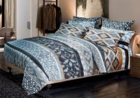 Постельное белье 1,5-спальное Primavelle хлопок дизайн Этниш (нав 70х70)