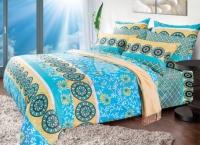Постельное белье 1,5-спальное Primavelle хлопок дизайн Месур (нав 70х70)