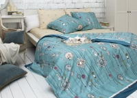 Постельное белье 1,5-спальное Tiffany's Secret сатин Секрет Тиффани (с наволочками 70х70)