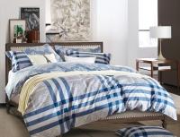 Постельное белье 2-спальное (евро) Primavelle мако-сатин дизайн Анголь