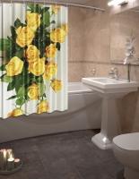 Шторка для ванной Новый стиль Признание 148x180