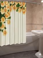 Шторка для ванной Новый стиль Увертюра 148x180