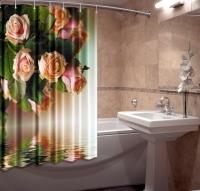 Шторка для ванной Новый стиль Соната 148x180