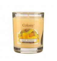 Аромосвеча лампадная Wax Lyrical коллекция Colony Спелый манго стекло