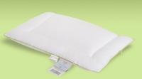 Подушка шелковая для новорожденных OnSilk Classic размер 40x60 очень низкая
