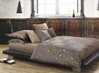 Постельное белье 2-спальное (евро) Primavelle мако-сатин дизайн Фуриозо с простыней на резинке