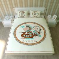 Постельное белье 2-спальное (стандарт) Newtone сатин Год обезьяны