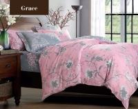 Постельное белье 2-спальное (King size) Sharmes дизайн Grace