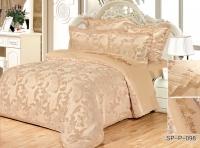 Постельное белье семейное (дуэт) Silk Place Revantel жаккард SP-P-098 (4 наволочки)