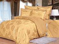 Постельное белье 2-спальное (евро) Silk Place сатин-жаккард SP-70