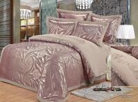 Постельное белье 1,5-спальное Silk Place сатин-жаккард SP-72