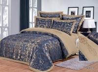 Постельное белье 1,5-спальное Silk Place сатин-жаккард SP-73