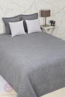 Покрывало Luxberry Velvet 150х210 серый