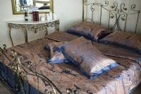Постельное белье из натурального шелка 2-спальное (евро) Silk Temption Византия