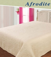 Покрывало Bud Fashion Afrodite 230x250 кремовый