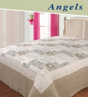 Покрывало Bud Fashion Angels 230x250 бежевый