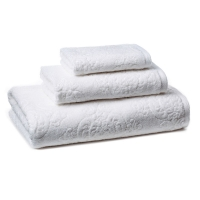 Полотенце для рук Kassatex коллекция Bedminster Damask White