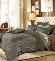 Постельное белье 2-спальное (евро) Sharmes дизайн Draco
