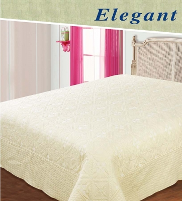 Покрывало Bud Fashion Elegant 230x250 натуральный
