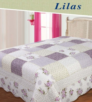 Покрывало Bud Fashion Lilas 230x250 сиреневый