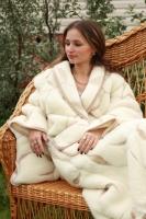 Халат женский шерстяной Magic Wool Симфония размер 50