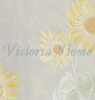 Гардина Victoria Home Sunflowers 170х300