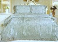 Постельное белье 2-спальное (евро) Tango жаккард Блюмарин tj 600-018