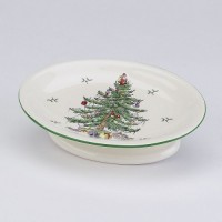 Мыльница Avanti коллекция Spode Christmas Tree